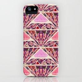 Garden Diamond iPhone Case