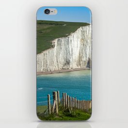 costline, England iPhone Skin