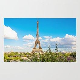 Cloud 9 - Eiffel Tower Rug
