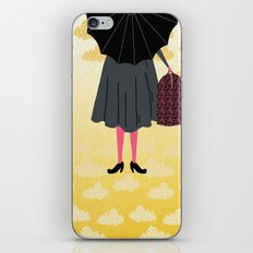 Mary Poppins iPhone & iPod Skin
