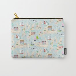 Summer On The Islands Carry-All Pouch