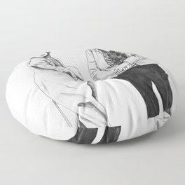 Your Mother Floor Pillow