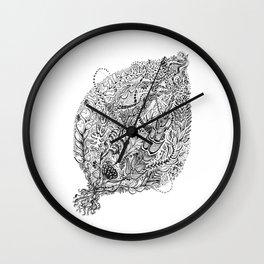 Nascent Wall Clock