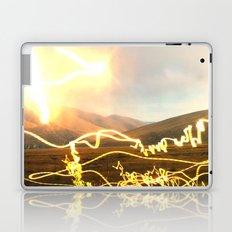 Crackle, Fizz, Pop by D. Porter Laptop & iPad Skin