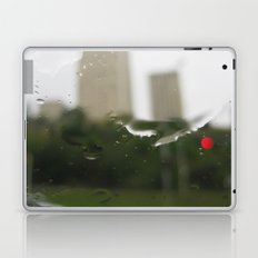 Up Town Rain Laptop & iPad Skin
