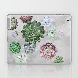 Simple succulents Laptop & iPad Skin