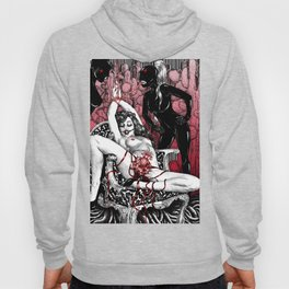 Abduction Of Melusine Hoody