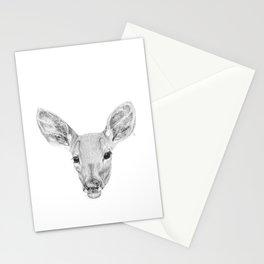 Delightful Deer Stationery Cards