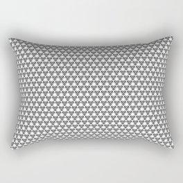 Hex Of Life Rectangular Pillow