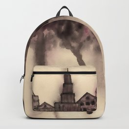 Grieving City Backpack