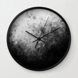 Abstract XII Wall Clock