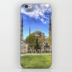 The Blue Mosque Istanbul iPhone & iPod Skin