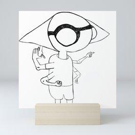 Sarah Mini Art Print