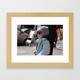 SF Swag Framed Art Print