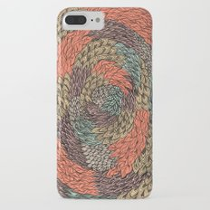 Ink Pattern no.2 iPhone 7 Plus Slim Case