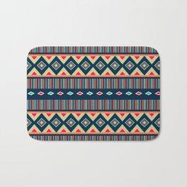 African Tribal Pattern No2 Bath Mat