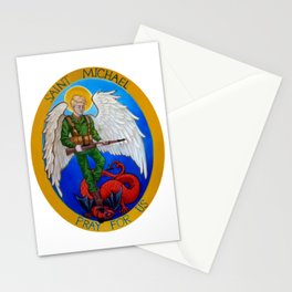 Saint Michael Stationery Cards