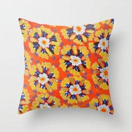 Dakota Rose Throw Pillow