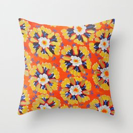 Dakota Rose Throw Pillow