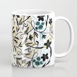 Floral Mandala Coffee Mug