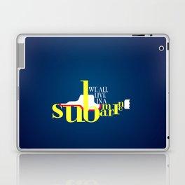 The Yellow Sub Laptop & iPad Skin
