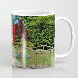 Through the Torii Gate Coffee Mug