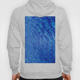 Blue picture Hoody