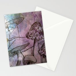 Ink Caps Stationery Cards