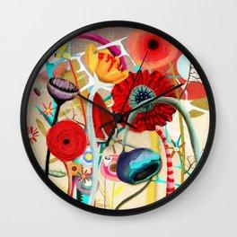 Restart Yourself Wall Clock