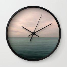 Sea & Sky Scape Wall Clock