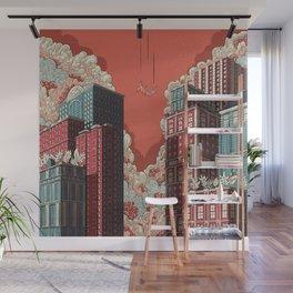 Dream - Free Fall Wall Mural