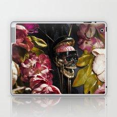 Skull and Peonies Laptop & iPad Skin
