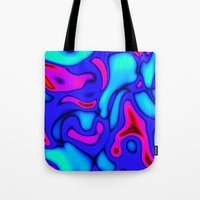 motivation Tote Bags featuring Motivation by Christy Leigh