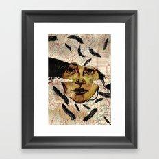 I Am Not Special  Framed Art Print
