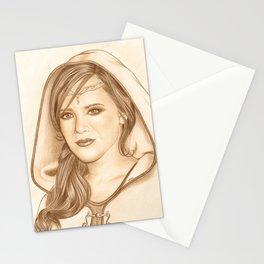 Elf Lady Stationery Cards