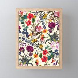 Magical Garden V Framed Mini Art Print