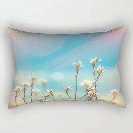 Summer Blossom Rectangular Pillow