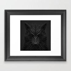 Fox #2 Framed Art Print