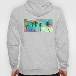 Palm trees Hoody