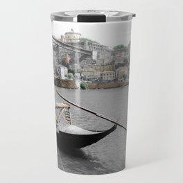 RIVER BOAT - OPORTO (PORTUGAL) Travel Mug