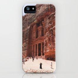 Petra la magnifique iPhone Case