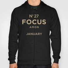 Know the Date! Hoody
