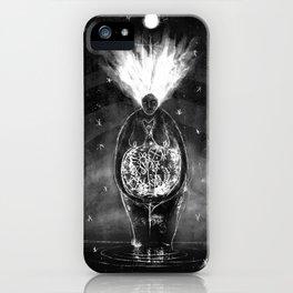 Haelung (Healing) iPhone Case