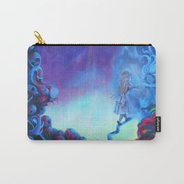 Tight Rope Sky Carry-All Pouch