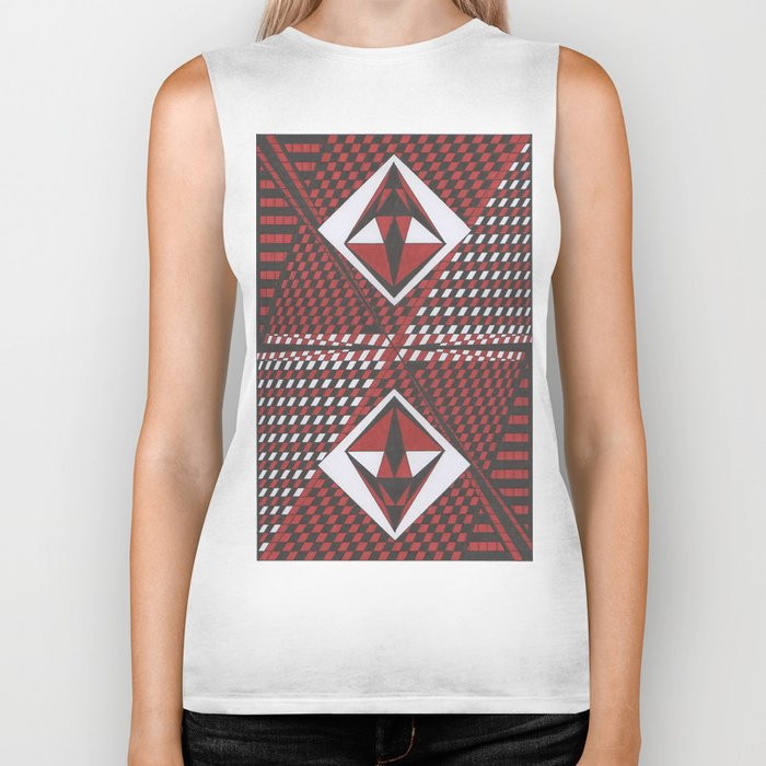 Twin Power Biker Tank