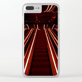 Public Hotel Clear iPhone Case