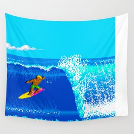 Surf's Up! Wall Tapestry