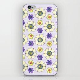 Crazy Daisies iPhone Skin