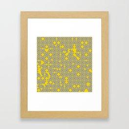 o x o - gy Framed Art Print