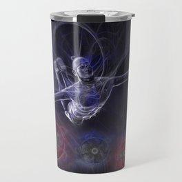 Galactic Acrobat Travel Mug